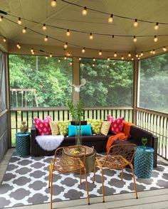 How To Hang String Lights On Covered Patio Fascinating 75 Awesome Patio And Yard String Lights Ideas That You Must Try Inspiration