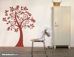 Vinilo decorativo Árbol 2