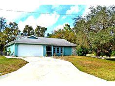 JUST LISTED! 3/2/2 fenced, corner lot $114,500 1000 Great Falls Ave, Port Charlotte, FL 33948