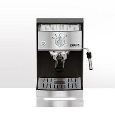 Krups XP5220 Pump Espresso Machine -- anti-siesta machine :p