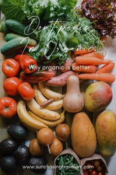 Every time we buy something, we make important decisions that impact us and the environment. By choosing products from companies that care about nature and people, we use our power as consumers to change the world. As simple as selecting an organic carrot instead of a non-organic carrot may seem, the environmental impact is significant. This post discusses why organic is better for us, and our planet and how crucial and influential yet seemingly small choices are. #organic #sustainable Natural Pesticides, World Hunger, Non Organic, Good And Cheap, Organic Farming, Healthier You, Plant Based Recipes, Organic Recipes, Fun To Be One
