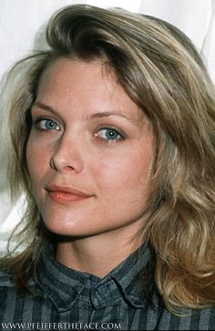 michelle Pfeiffer.  Eye color pops