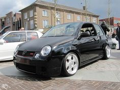 vw lupo gti op tuning on wheels in venray centrum venray vw lupo gti ...