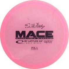Latitude 64 Opto Mace Disc Golf Mid Range - Full Flight Disc Golf