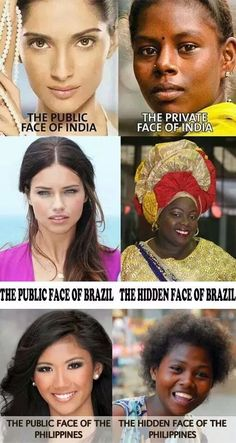 Colorism happens All Over the World Within All Cultures and Races. Sad,... but true
