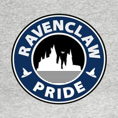 Shop Raven-Pride ravenclaw t-shirts designed by cozydaily as well as other ravenclaw merchandise at TeePublic. Harry Potter Houses, Harry Potter Books, Harry Potter Universal, Hogwarts Houses, Harry Potter World, Ravenclaw, Harry Potter Outfits, Albus Dumbledore, Fantastic Beasts