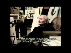 This is a very interesting video because Joan Miro actually talks about surrealism and art in it Spanish Painters, Spanish Artists, Hispanic Art, Arts Ed, Camping Gifts, How To Make Tea, Artist At Work, Surrealism, Art For Kids