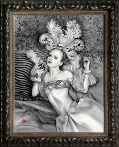 New contemporary art © Jel Ena. More: www.ohsosurreal.com