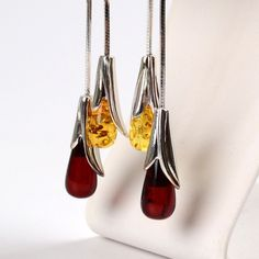 beautiful and real amber jewelry