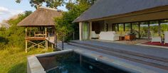 The River Lodge in Thornybush Game Reserve