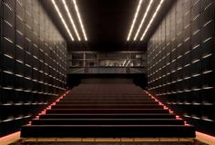 Flashback: Arts Centre - Casa Das Mudas | Paulo David | Portugal | Auditorium Design | Auditorium Lighting | Interior Lighting
