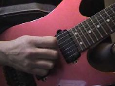 This is a method Ive employed for some time now, so its time to share.  It will teach you how to hold a pick, how to pick the strings and how to move the arm effeciently so that you get good fast!!!
