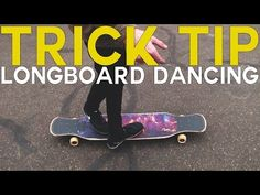 1034e6b5ba6 LONGBOARD DANCE TRICK TIP - Swift Step - YouTube Surfing Tips