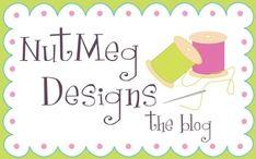 Boutique NutMeg Designs: Pretty Little Purse Pincushion Tutorial Dresden Plate Patterns, Dresden Plate Quilts, Scrap Quilt Patterns, Sewing Patterns, Sewing Ideas, Fabric Flower Tutorial, Fabric Flowers, Make Your Own Badge, Quilting Tutorials