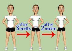 İncecik bacaklara hızlı bir şekilde sahip olmak istiyorsanız eğer;düzenli ve istikrarlı çalışmalar yapmalısınız. Peki hangi çalışmaları...