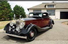 1934 Rolls-Royce Phantom II Coupe