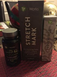 It Works Array of Skin Care and Health Products www.Nanners1.ItWorks.com
