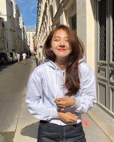 Pretty Korean Girls, Korean Beauty Girls, Korean Girl Fashion, Cute Korean Girl, Asian Girl, Ullzang Girls, Cute Girls, Korean Aesthetic, Aesthetic Girl