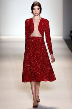 Jenny Packham Fall 2013 Ready-to-Wear Collection Slideshow on Style.com