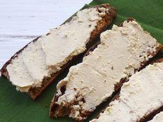 Paté de tofu al ajo