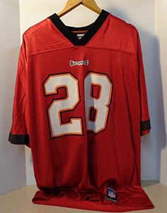 Warrick Dunn Tampa Bay Buccaneers Jerseys