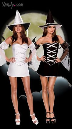 #sexy adult Halloween Witch costum