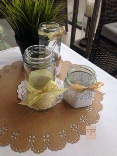 Mantelitos para mesas Vintage
