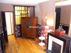 2 bedroom apartment long term rental Paris Le Marais 75003 Paris