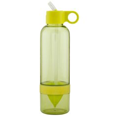 Personal Edge : Zinger CZS100Y Infusion Sports Bottle - Yellow