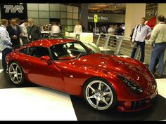 nyc luxury car store | ... | who's to say what is proper? | New York City » tvr sagaris