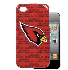 Arizona Cardinals iPhone 4 & 4S Case