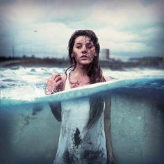 Fearless – Les photographies envoutantes et surréalistes de Rosie Hardy (image)