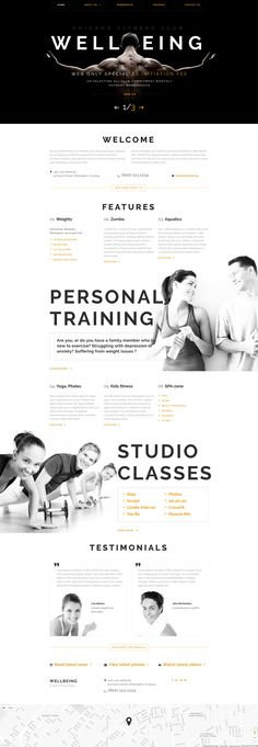 Fitness Responsive Website Template - http://www.templatemonster.com/website-templates/fitness-responsive-website-template-58632.html
