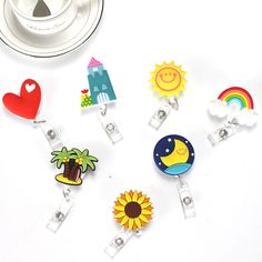 Back To Search Resultsoffice & School Supplies Labels, Indexes & Stamps Delicious 25 Pcs Mini Dog Team Retractable Badge Reel Student Nurse Exihibiton Id Identification Card Badge Holder 2019 Office Supplies