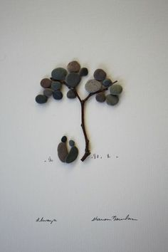 Pebble Art of NS by Sharon Nowlan by PebbleArt on Etsy, $150.00