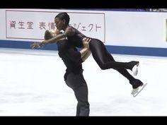 Vanessa James / Morgan Cipres     FS 2017 World Team Trophy. Tokyo - YouTube