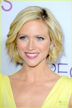 Brittany Snow in Norman Silverman Diamonds, 2013 People's Choice Awards,,, also Chloe in Pitch Perfect.