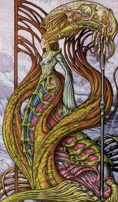 The Empress - Universal Fantasy Tarot