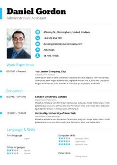 Resume Examples Project Engineer Project Engineer Sample Resume Career Faqs Pale Blue Resume Clean Simple