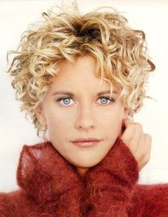 Short Curly Hair Styles Entrancing Short Curly Haircut For Women Over 50 Lively Curls In Razored Cut