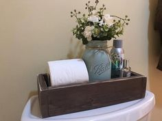 Take a look at this necessary graphics and also check out the shown strategies and information on Diy Bathroom Makeover Bathroom Organization, Bathroom Storage, Small Bathroom, Bathroom Ideas, Guys Bathroom, Mason Jar Bathroom, Stone Bathroom, Bathroom Makeovers, Bathroom Renovations