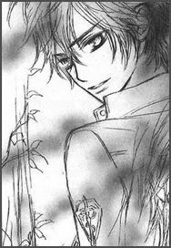 Kaito Takamiya from Vampire Knight. I alwayws thought he looked a bit like Haruka...