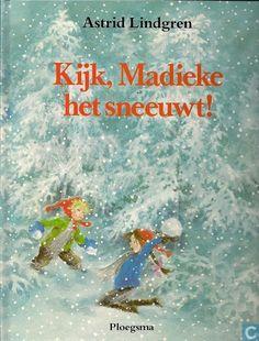 Boeken - Madieke - Kijk, Madieke het sneeuwt!
