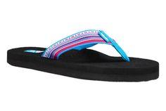 2bf1e8bb75f04 Teva Mush Ii La Manta Blue - Womens. Lamey Wellehan Shoes