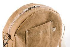 Kabelka Adéla Adele, Leather Backpack, Bronze, Backpacks, Bags, Fashion, Handbags, Moda, Leather Backpacks