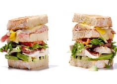 The ultimate post workout sandwich - Men's Health