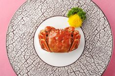 #Michelin #HairyCrab and #Shanghainese #cuisine at #ManWah #MOfoodies