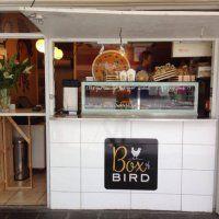 Box of Bird, Food, Salads, Commerce Street