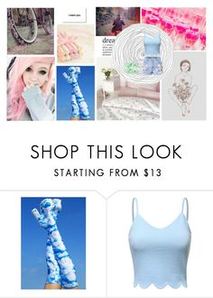"""""""May    Description"""" by thezombieutube ❤ liked on Polyvore featuring Y.R.U."""