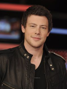 The always-gorgeous Cory Monteith. I can't believe he's gone.. Glee isn't the same without him.